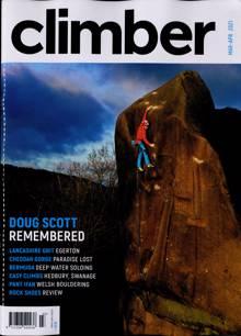 Climber Magazine Issue MAR-APR
