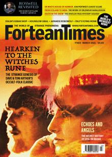 Fortean Times Magazine MAR 21 Order Online