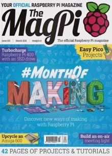 Magpi Magazine MAR 21 Order Online