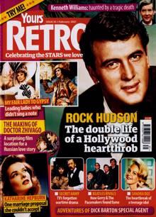 Yours Retro Magazine NO 35 Order Online