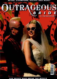 Outrageous Bride Magazine NO 3 Order Online