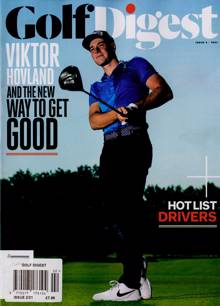Golf Digest (Usa) Magazine Issue NO 2