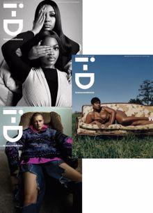 I D Magazine Issue SUMMER