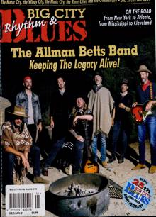 Big City Rhythm Blues Magazine 01 Order Online