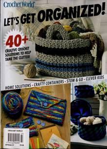 Crochet World Magazine SPRING Order Online