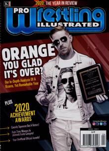 Pro Wrestling Illust Magazine Issue APR 21