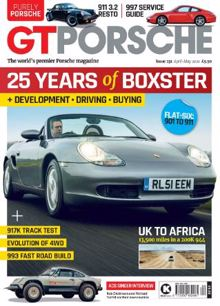 Gt Purely Porsche Magazine Issue APR/MAY