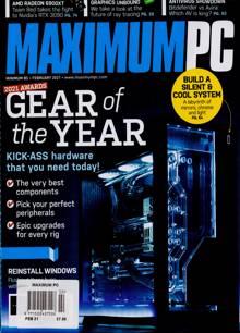 Maximum Pc Magazine FEB 21 Order Online