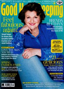 Good Housekeeping Magazine Issue MAY 21