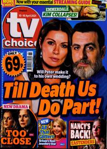 Tv Choice England Magazine NO 15 Order Online