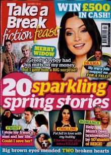 Take A Break Fiction Feast Magazine APR 21 Order Online