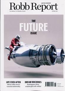 Robb Report Uk Magazine Issue NO 18