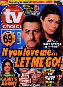 Tv Choice England Magazine NO 10 Order Online