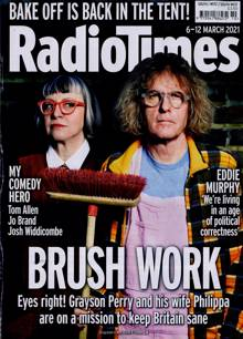 Radio Times South Magazine 06/03/2021 Order Online