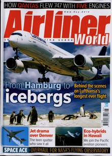 Airliner World Magazine MAY 21 Order Online