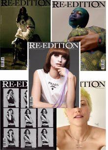 Re Edition Magazine NO 15 Order Online