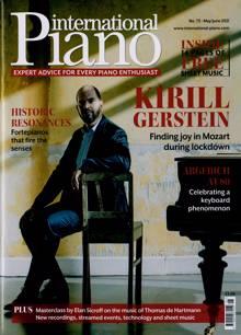 International Piano Magazine MAY-JUN Order Online