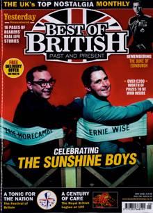 Best Of British Magazine MAY 21 Order Online