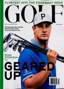 Golf Magazine Usa Magazine MAR 21 Order Online