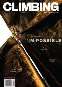 Climbing Magazine NO 376 Order Online