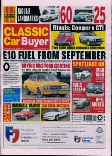 Classic Car Buyer Magazine 03/03/2021 Order Online