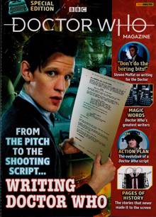 Doctor Who Special Magazine NO 57 Order Online