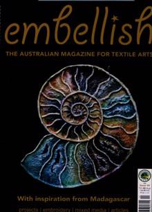 Embellish Magazine 44 Order Online