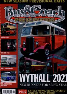 Bus And Coach Preservation Magazine APR 21 Order Online