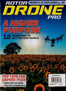 Rotor Drone Magazine APR-MAY Order Online