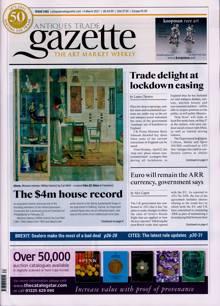Antique Trades Gazette Magazine 06/03/2021 Order Online
