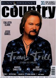 Country Music People Magazine MAR 21 Order Online