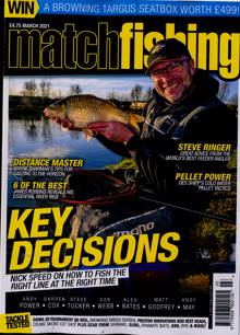 Match Fishing Magazine MAR 21 Order Online