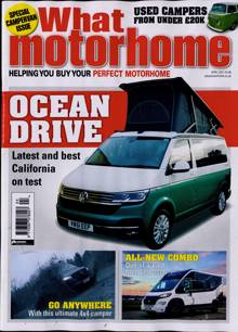 What Motorhome Magazine APR 21 Order Online