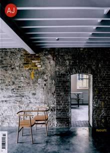Architects Journal Magazine FEB 21 Order Online