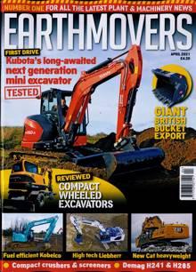 Earthmovers Magazine APR 21 Order Online
