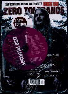 Zero Tolerance Magazine Issue NO 100