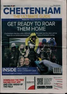 Cheltenham Form Guide Magazine 2021 Order Online