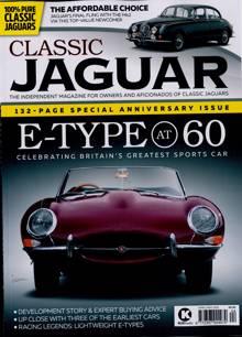 Classic Jaguar Magazine APR-MAY Order Online