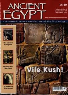 Ancient Egypt Magazine MAR-APR Order Online