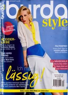 Burda Style German Magazine NO 4 Order Online