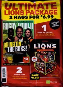 Rugby World Magazine JUN 21 Order Online