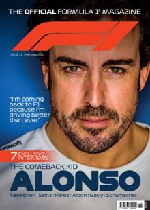 The Official F1® Magazine Magazine Issue NO 11