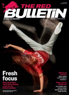 The Red Bulletin Magazine May 21 Order Online