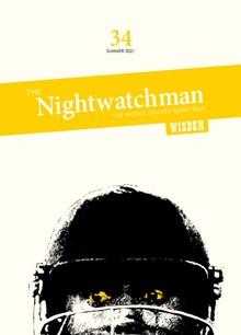 Nightwatchman Magazine Issue Issue 34