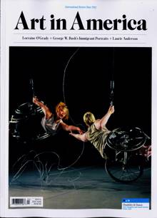 Art In America Magazine 03 Order Online
