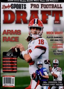 Lindys Pro Football Draft Magazine 2021 Order Online