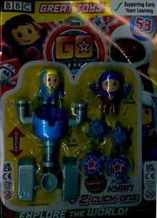 Go Jetters Magazine Issue NO 58