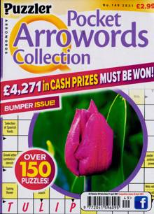 Puzzler Q Pock Arrowords C Magazine NO 149 Order Online