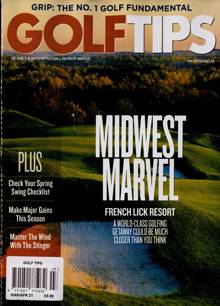 Golf Tips Magazine Issue MAR-APR