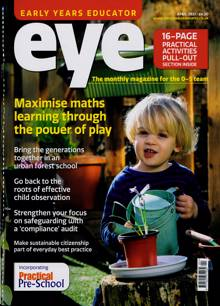 Early Years Educator Magazine APR 21 Order Online